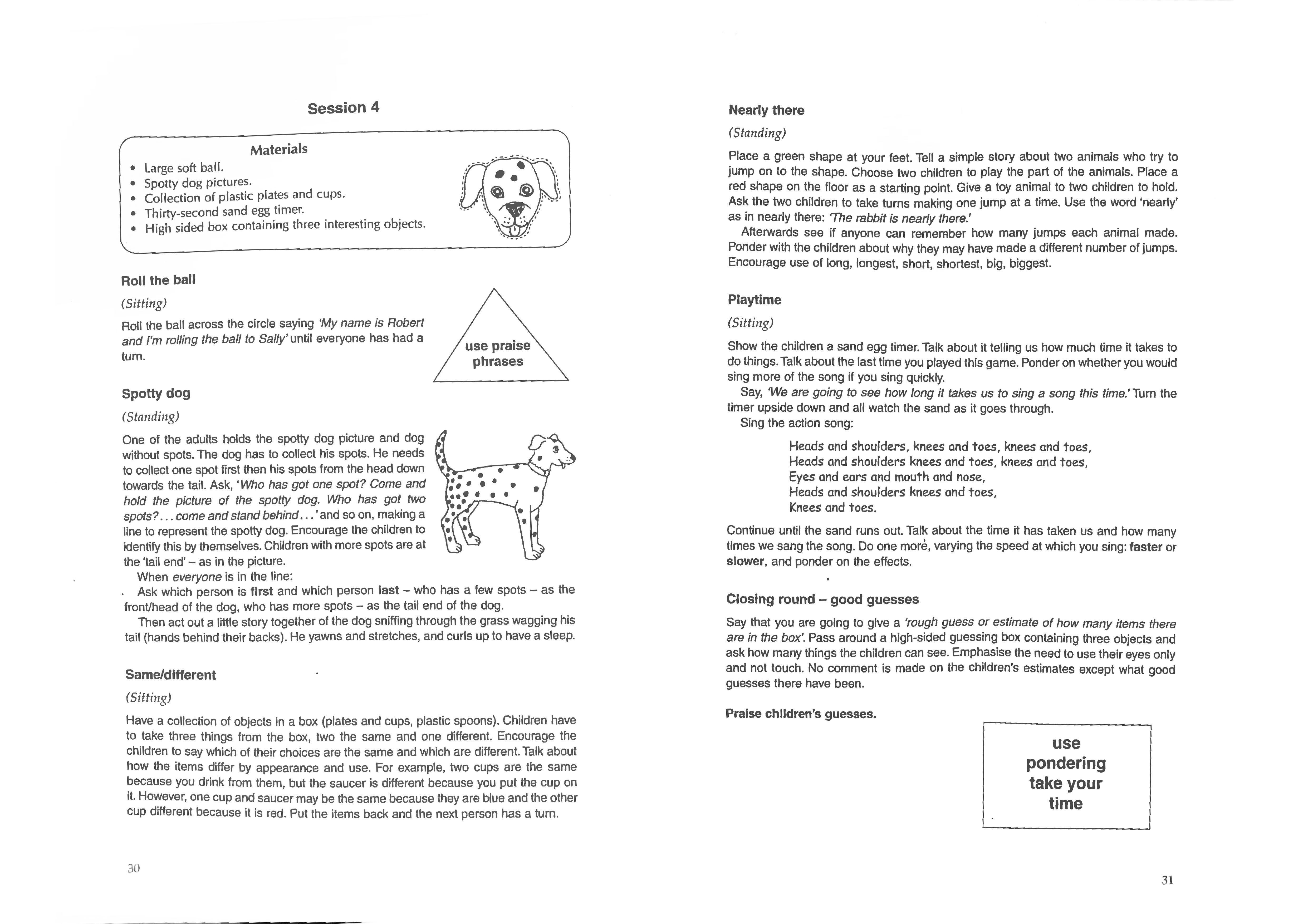 5-9 Maths Language - Spirals Training